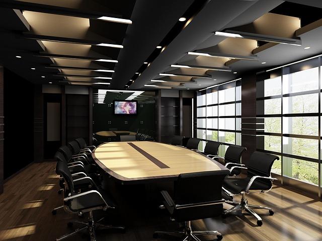 oświetlenie biur