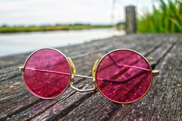 okulary korygujące daltonizm